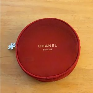 Chanel Beaute Makeup Bag